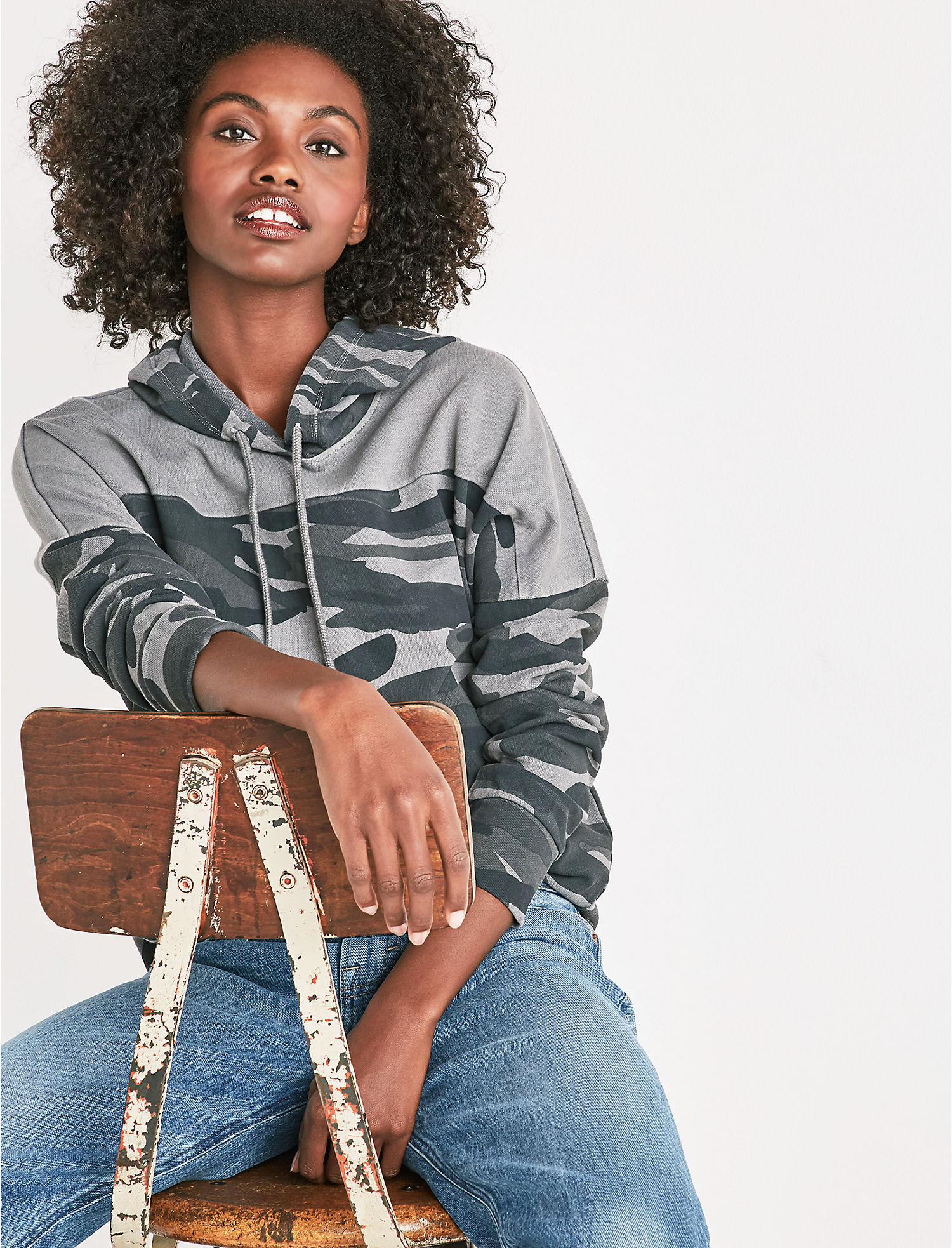 7275911fe01 Tomboy Jumpsuit With Embroidery at Lucky Brand Jeans in Studio City ...