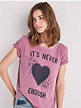 NEVER ENOUGH TEE,