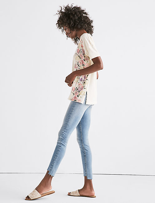 Lucky Floral Tee