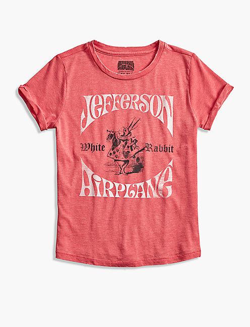 JEFFERSON CREW TEE,