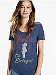 FENDER ELECTRIFIED TEE,