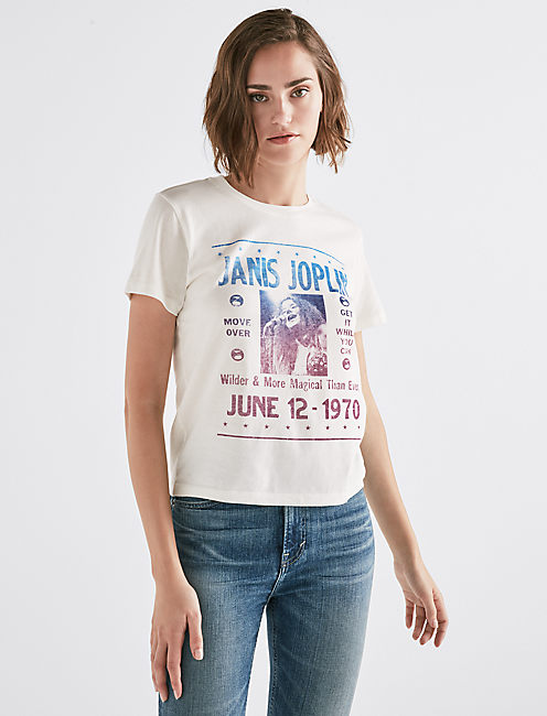 MADE IN LA JANIS TEE,