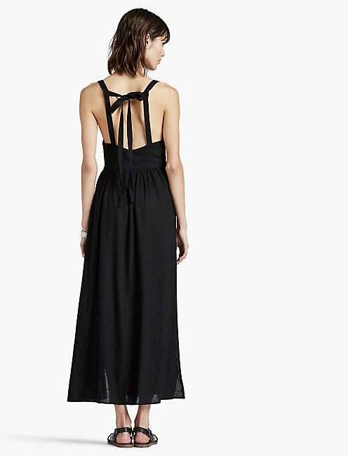APRON DRESS,