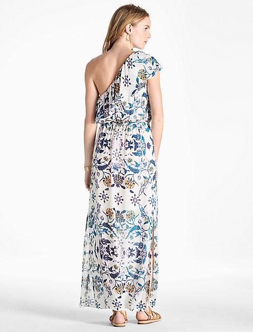 SKYLAR FLORAL MAXI DRESS,
