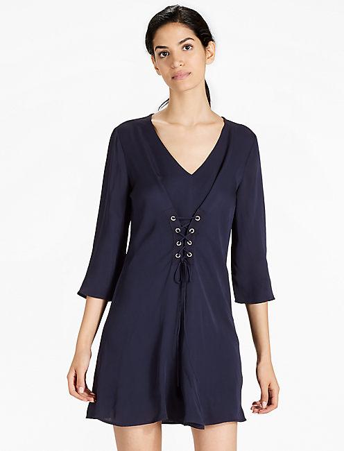 SHIRT DRESS,