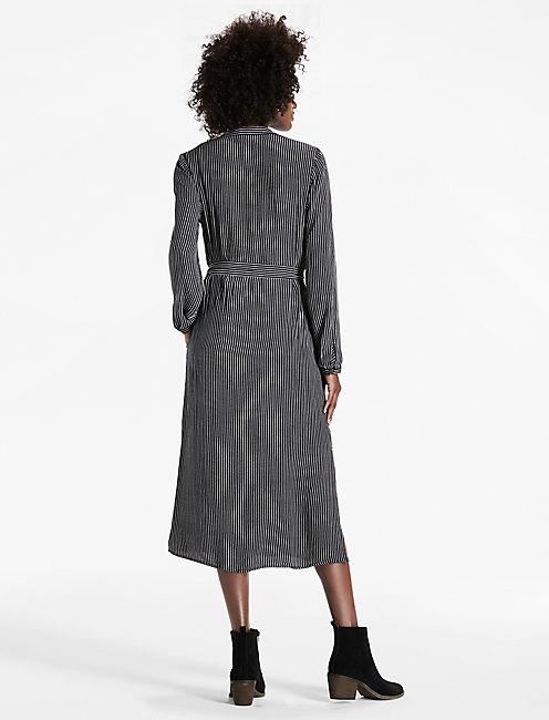 EMILY DRESS, BLACK MULTI