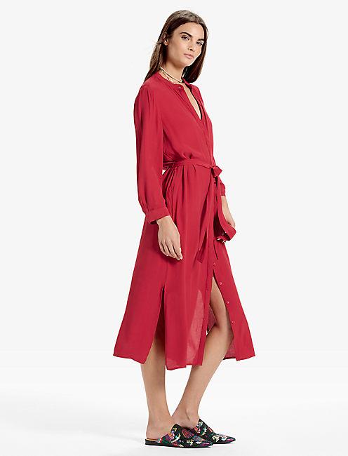 EMILY DRESS, JESTER RED