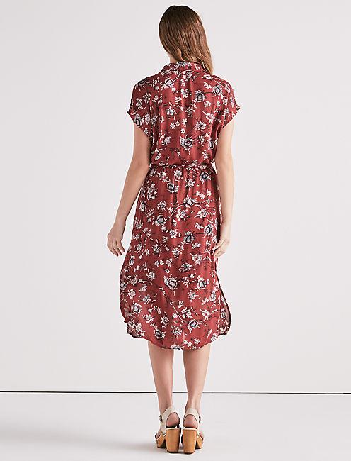 PRINTED EMILY DRESS,