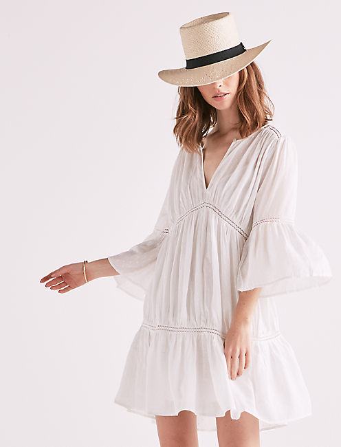 Hazell Peasant Dress by Lucky Brand