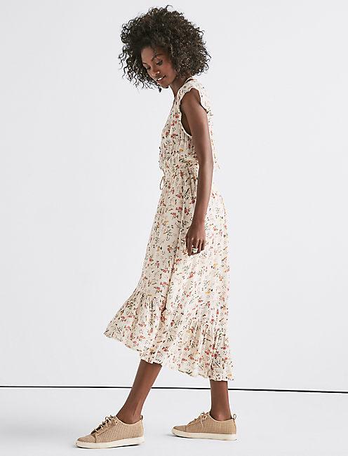 FELICE FLORAL DRESS,
