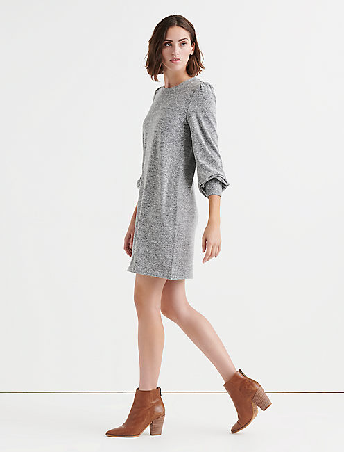 Lucky Cloud Jersey Dress