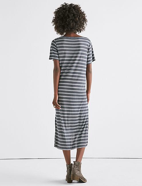 SANDWASH TEE DRESS,