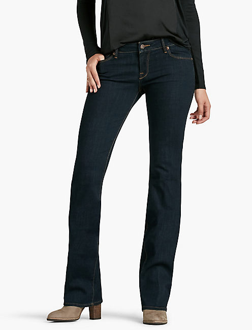Lolita Mid Rise Bootcut Jean In Cranbrook by Lucky Brand