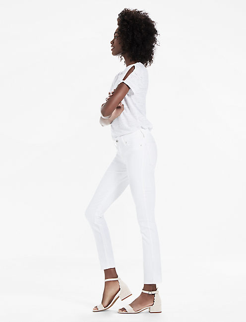 Lucky Lolita Skinny - Clean White
