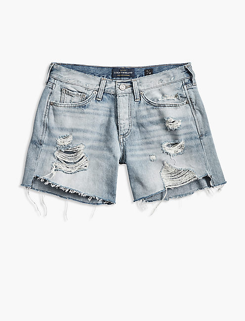 THE BOYFRIEND SHORT, HALLETTSVILLE