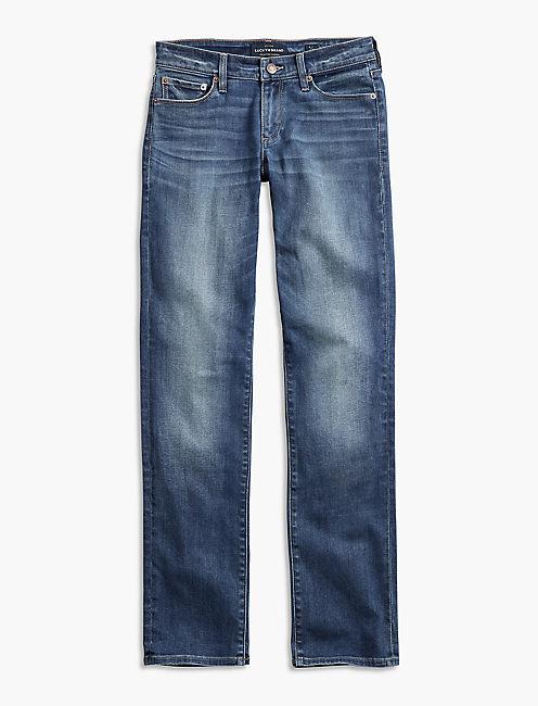 Sweet Mid Rise Crop Jean,