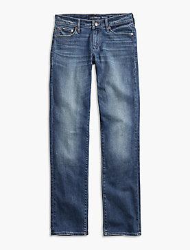 Sweet Mid Rise Crop Jean