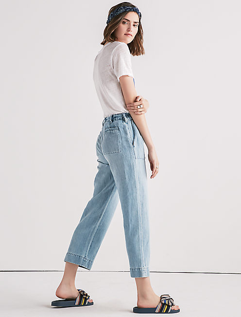 Lucky Belted Utility Pant