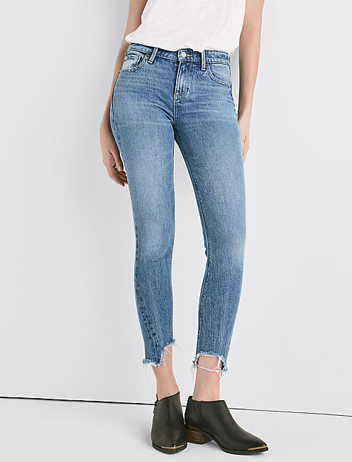Remade Ava Mid Rise Skinny Jean, LOUISE