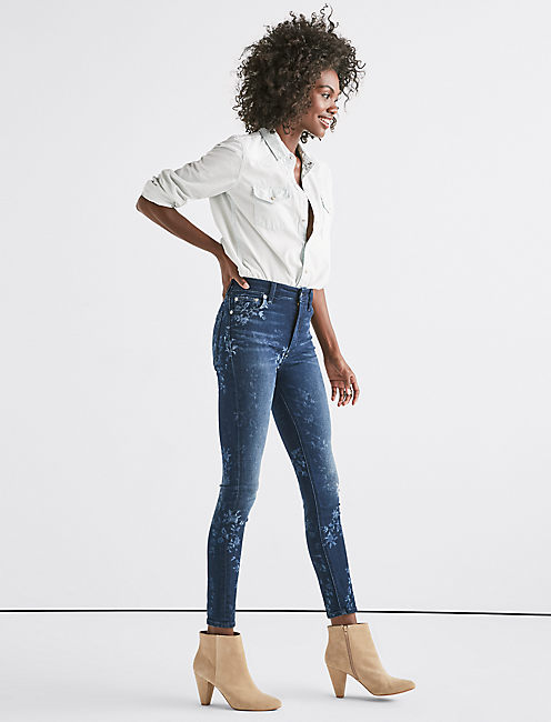 Lucky Bridgette High Rise Skinny Jean