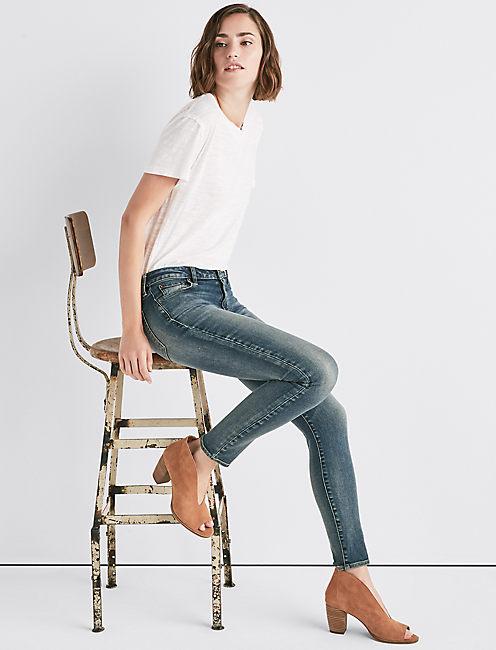 Lolita Mid Rise Super Skinny Jean,