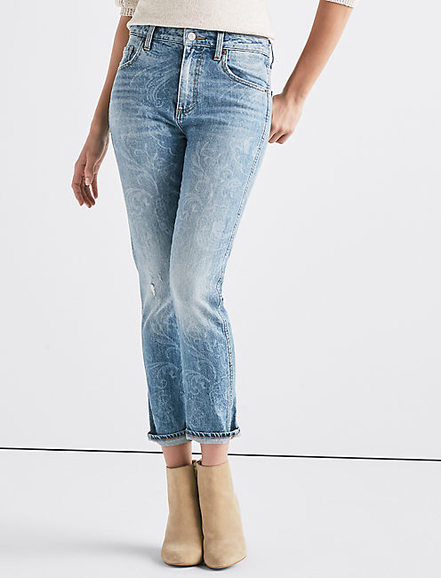 The High Rise Tomboy Jean,