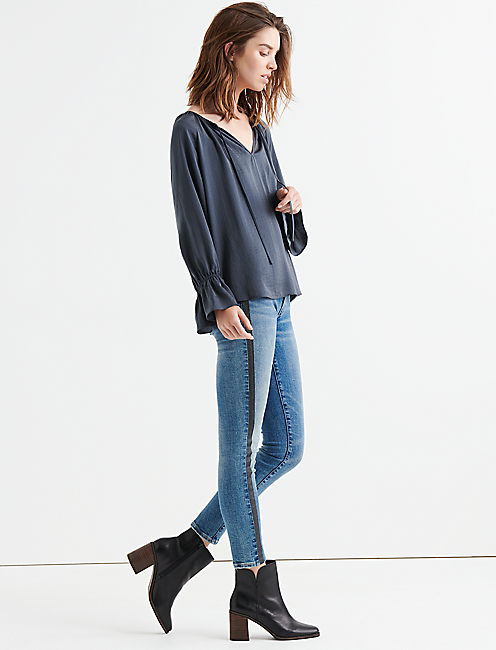 Lucky Parachute Bell Sleeve Top
