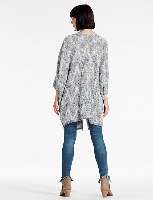 ASHLEY COCOON SWEATER, MULTI