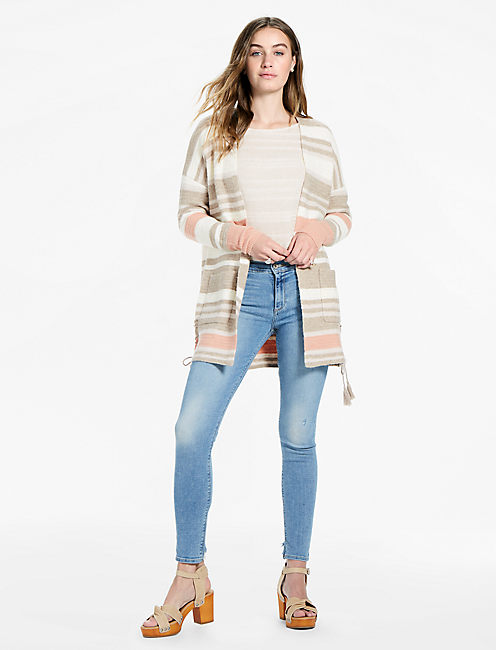 Lucky Stripe Cardigan