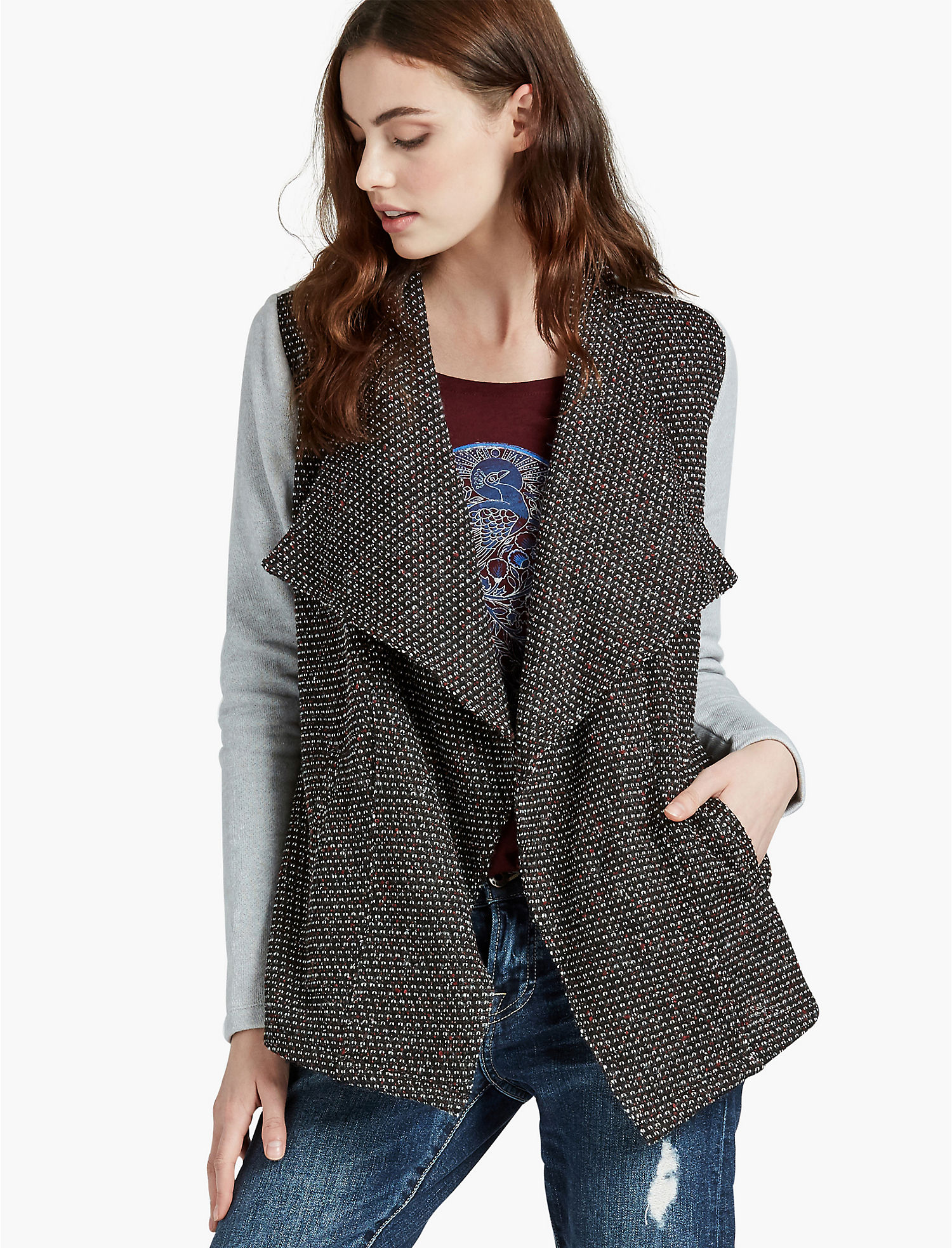 image front nordstrom cardigan sweater vince product of drape shop wool rack drapes cashmere