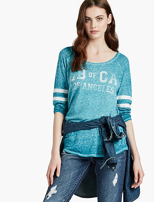 LUCKY BRAND OF CA TEE,