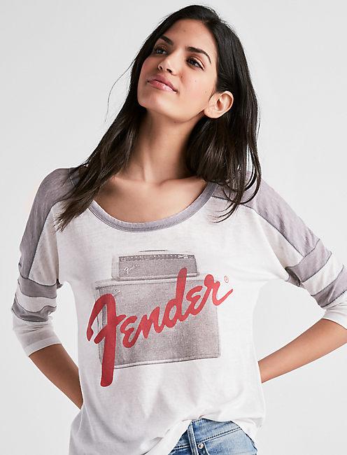 FENDER AMP TEE,