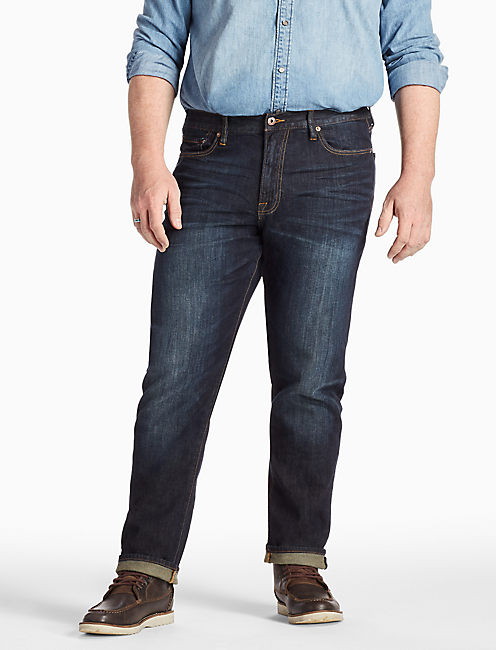 ATHLETIC BIG & TALL JEAN,