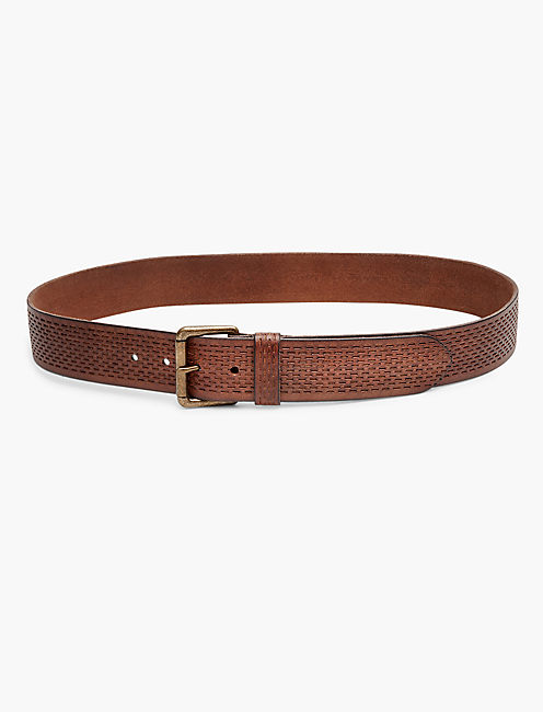 TOOLED TEXTURE BELT,