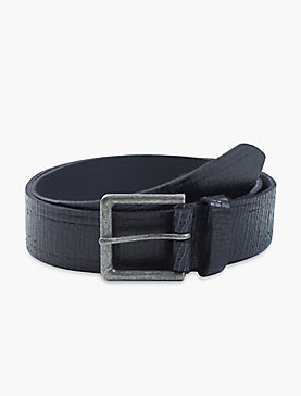EMBOSSED EDGE BELT