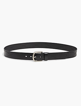 NOVELTY STITCHED BELT