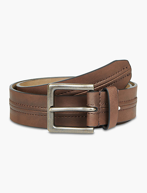 CENTER STITCH BELT,