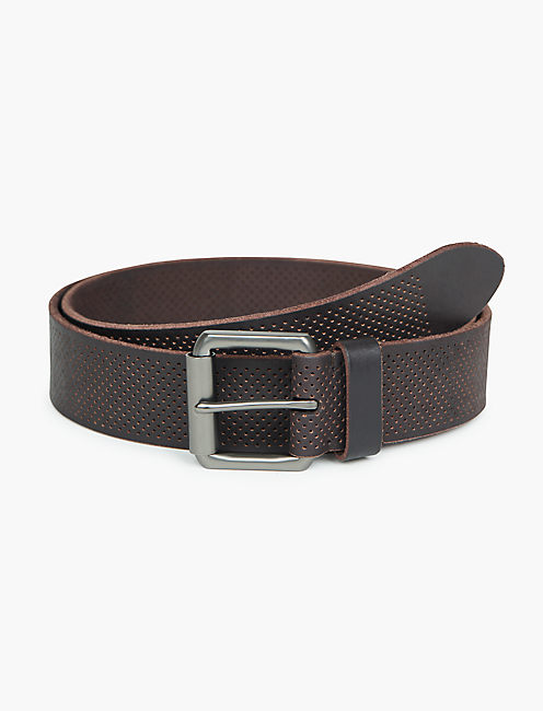 PERFORATED HOLE BELT,