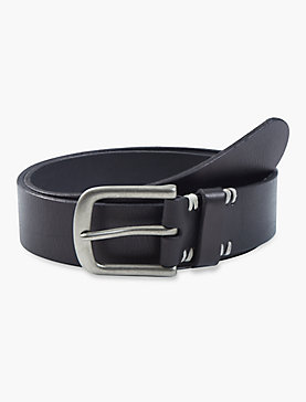 BASIC STITCH DETAIL BELT