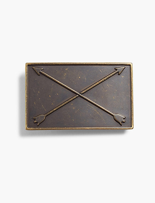ARROWS BELT BUCKLE,