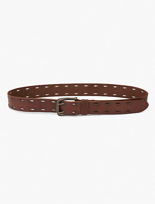 PERFORATED BORDER BELT,