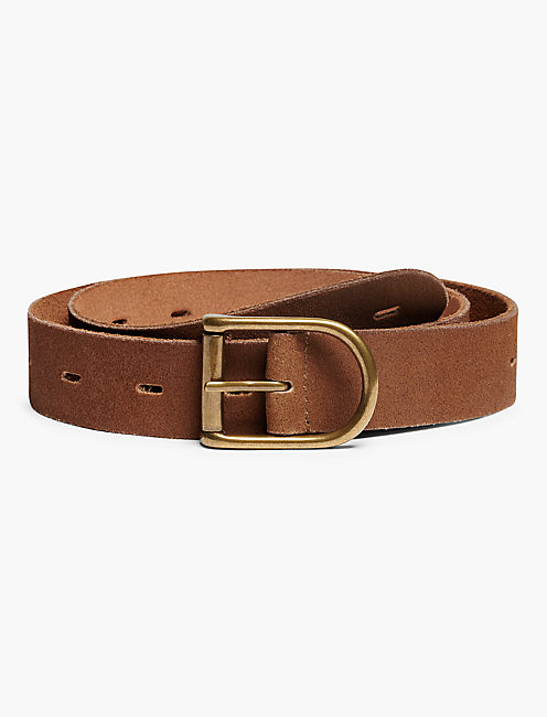 ARIZONA SUEDE BELT,