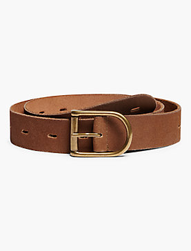 ARIZONA SUEDE BELT