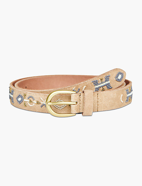 MULTI BEADED BELT, MULTI
