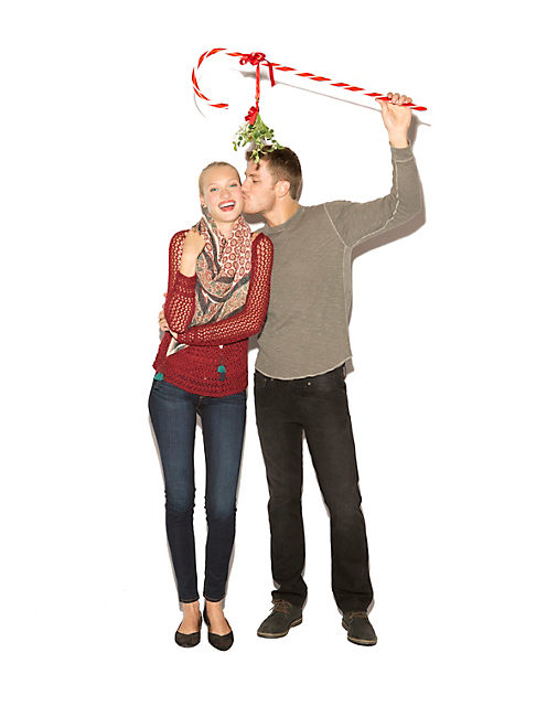 Master the Art of Mistletoe,
