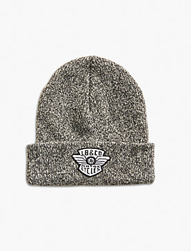 LUCKY BRAND CYCLES BEANIE