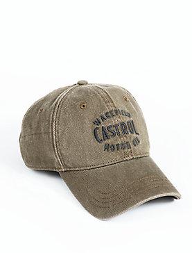 CASTROL BASEBALL HAT