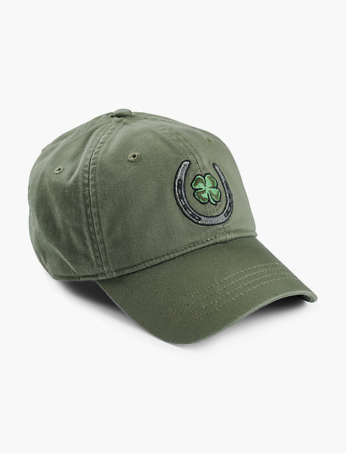 38aaacb0ae6 410 Lucky Horseshoe Embroidered Hat
