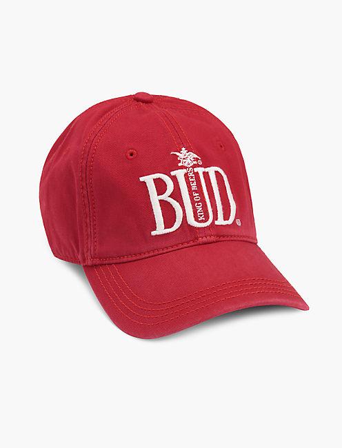 BUDWEISER BASEBALL HAT,