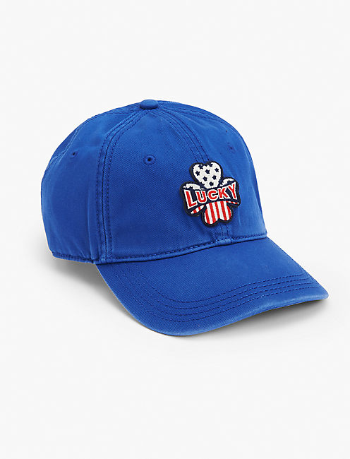 LUCKY CLOVER FLAG HAT,